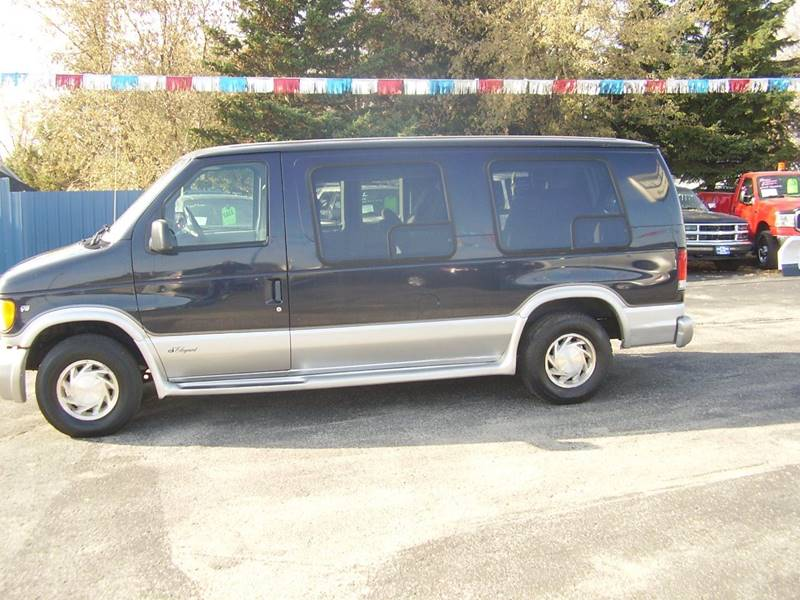2000 Ford E 150 E150 CONVERSION VAN In Green Bay WI