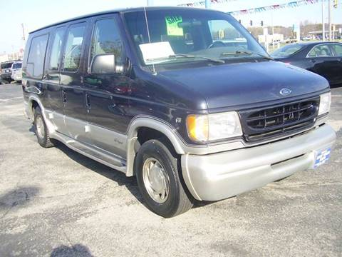 2000 Ford E 150 For Sale In Green Bay WI