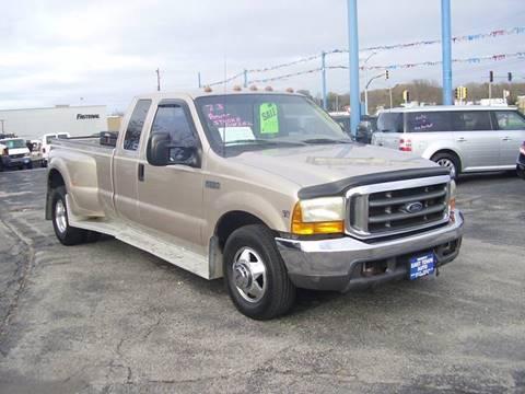 1999 ford f-350 xlt