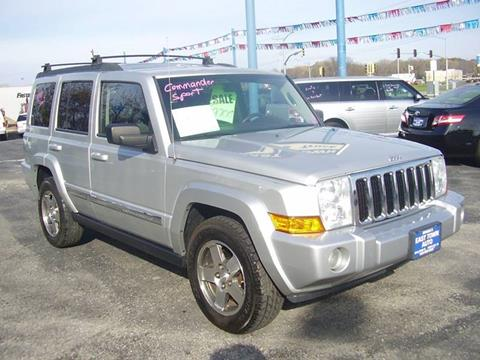 2010 Jeep Commander for sale in Green Bay, WI