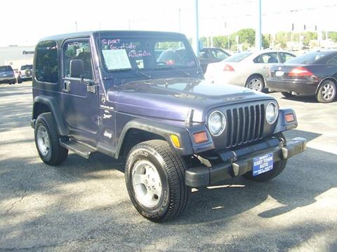 1999 Jeep Wrangler for sale in Green Bay, WI