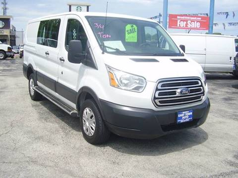 Ford Cargo Van For Sale >> 2015 Ford Transit Cargo For Sale In Green Bay Wi