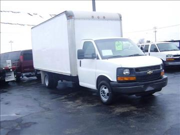 2006 Chevrolet Express Cutaway 16 foot cube for sale in Green Bay, WI