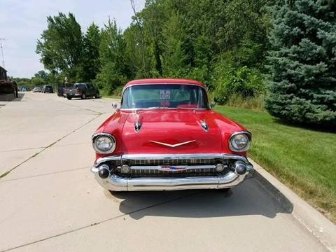 1957 Chevrolet Bel Air for sale in Lenox MI