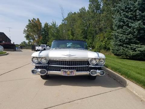 1959 Cadillac Eldorado for sale in Lenox, MI