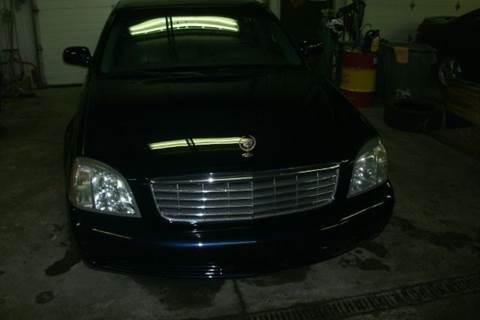 2005 Cadillac DeVille for sale in Lenox MI