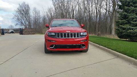 2014 Jeep Grand Cherokee for sale in Lenox MI