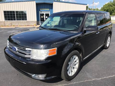 2011 Ford Flex for sale at Vanns Auto Sales in Goldsboro NC