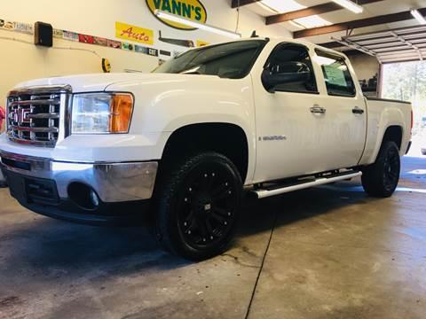 Vanns Auto Sales Used Cars Goldsboro Nc Dealer
