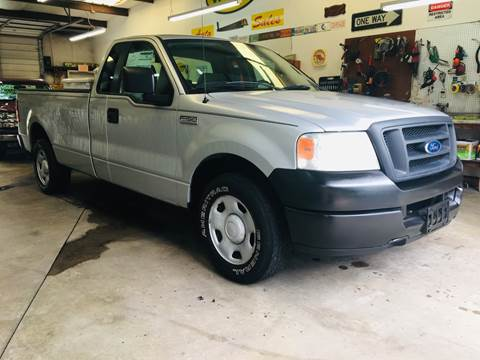 2005 Ford F-150 for sale in Goldsboro, NC