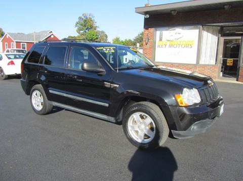 2009 Jeep Grand Cherokee for sale at Key Motors in Mechanicville NY