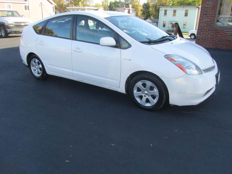 2008 Toyota Prius 4dr Hatchback - Mechanicville NY
