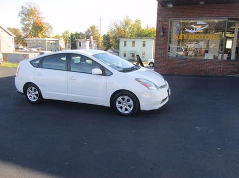 2008 Toyota Prius for sale at Key Motors in Mechanicville NY