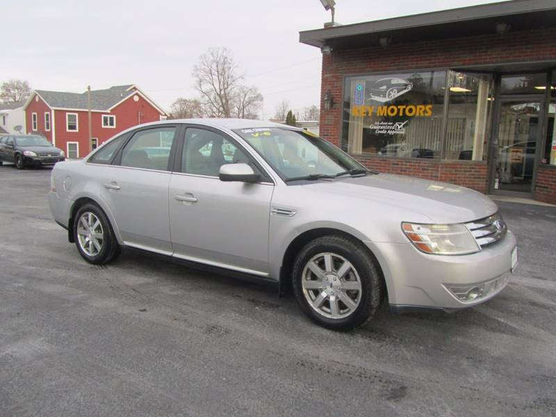 2009 Ford Taurus for sale at Key Motors in Mechanicville NY