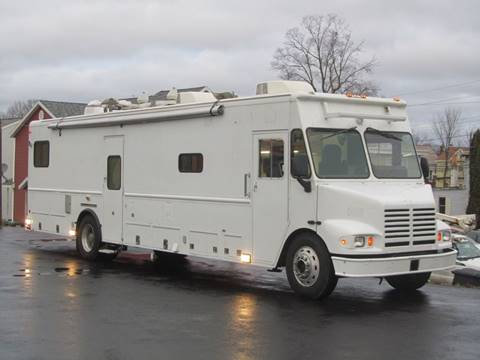 2001 Freightliner MT55 for sale at Key Motors in Mechanicville NY