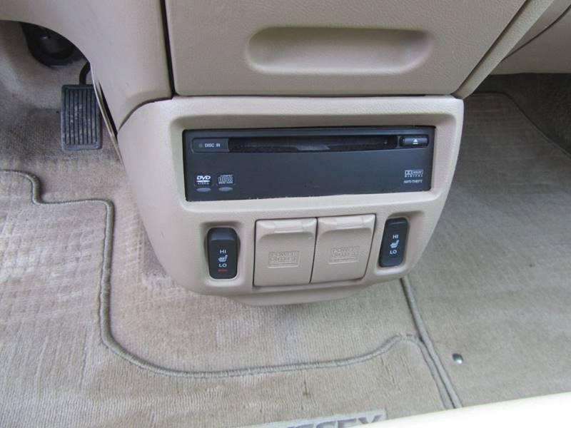 2005 Honda Odyssey EX-L 4dr Mini-Van w/DVD and Leather - Mechanicville NY