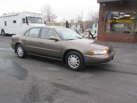 2004 Buick Century for sale at Key Motors in Mechanicville NY