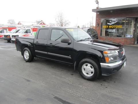 2006 GMC Canyon for sale at Key Motors in Mechanicville NY