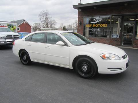 2008 Chevrolet Impala for sale at Key Motors in Mechanicville NY