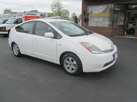 2007 Toyota Prius for sale at Key Motors in Mechanicville NY