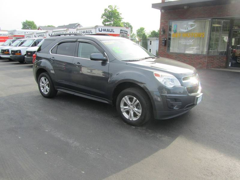 2011 Chevrolet Equinox for sale at Key Motors in Mechanicville NY