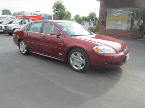 2009 Chevrolet Impala for sale at Key Motors in Mechanicville NY