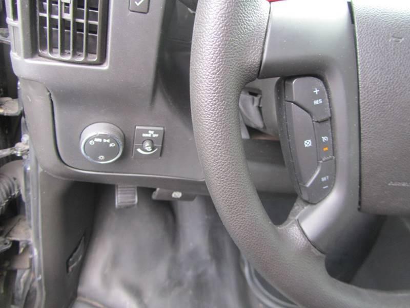 2014 Chevrolet Express Passenger LS 3500 3dr Extended Passenger Van w/1LS - Mechanicville NY