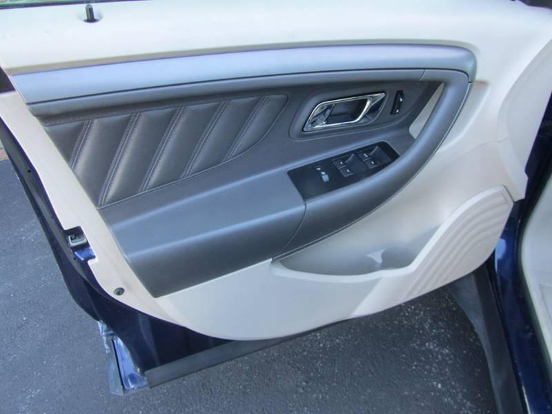 2011 Ford Taurus SE 4dr Sedan - Mechanicville NY