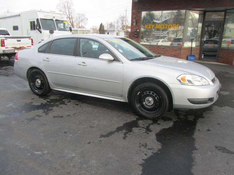 2013 Chevrolet Impala Unmarked Police 4dr Sedan w/3FL - Mechanicville NY