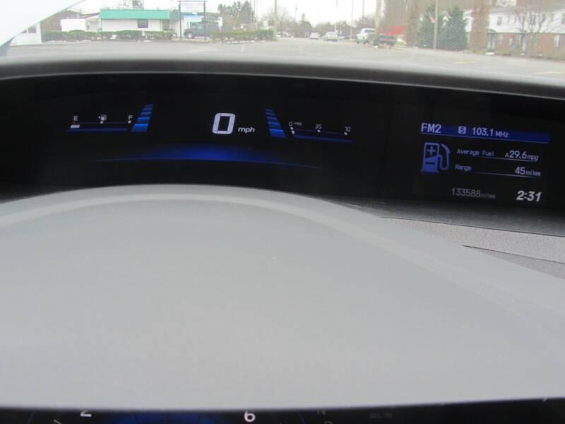 2012 Honda Civic LX 4dr Sedan 5A - Mechanicville NY