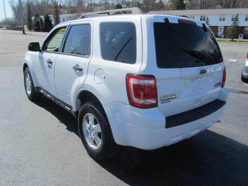 2012 Ford Escape AWD XLT 4dr SUV - Mechanicville NY