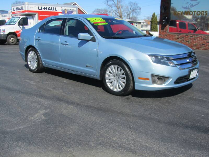 2011 Ford Fusion Hybrid 4dr Sedan - Mechanicville NY