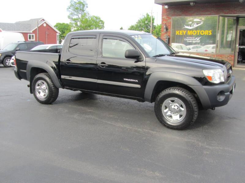 2011 Toyota Tacoma 4x4 V6 4dr Double Cab 5.0 ft SB 5A - Mechanicville NY
