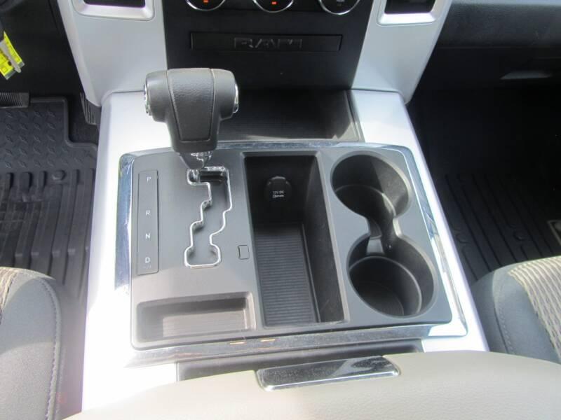 2011 RAM Ram Pickup 1500 4x4 Outdoorsman 4dr Quad Cab 6.3 ft. SB Pickup - Mechanicville NY