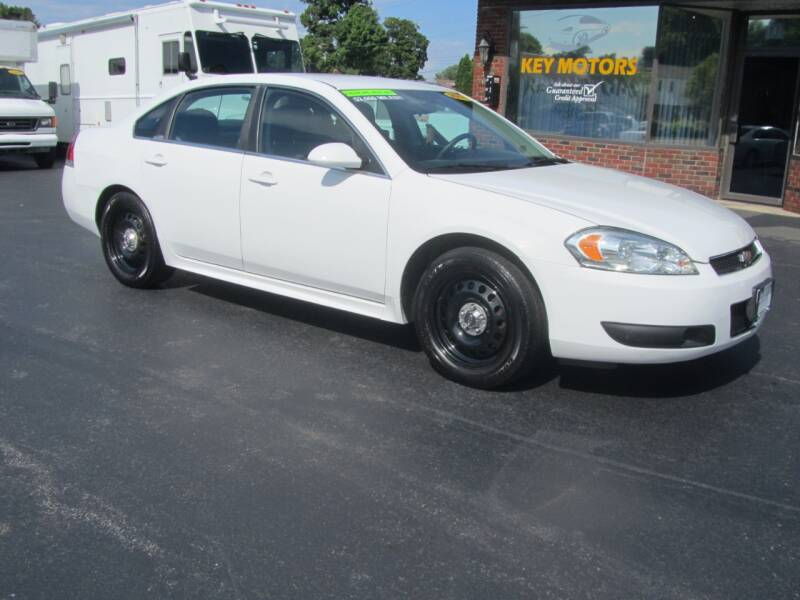 2014 Chevrolet Impala Limited Police 4dr Sedan - Mechanicville NY