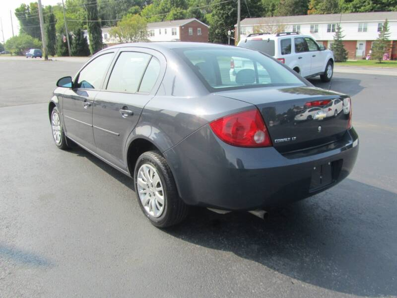 2009 Chevrolet Cobalt LT 4dr Sedan w/ 1LT - Mechanicville NY