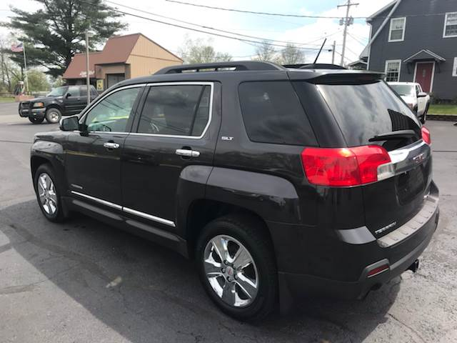 2014 gmc terrain awd slt 1 4dr suv in reedsville pa