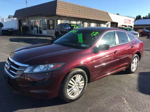 2012 Honda Crosstour for sale in Reedsville, PA