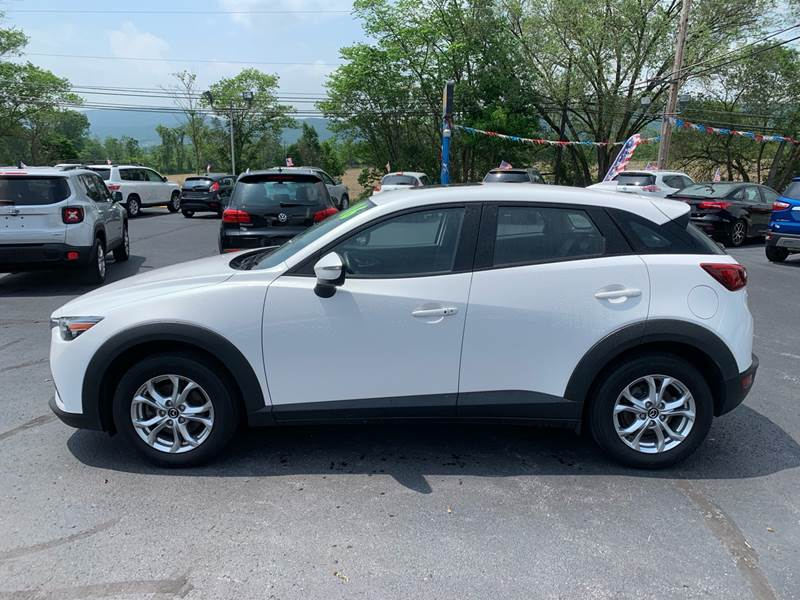 2016 Mazda Cx 3 Awd Touring 4dr Crossover In Reedsville Pa Magnum