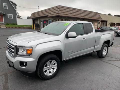 2015 GMC Canyon for sale in Reedsville, PA
