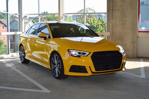 2017 Audi S3 for sale in Seattle, WA