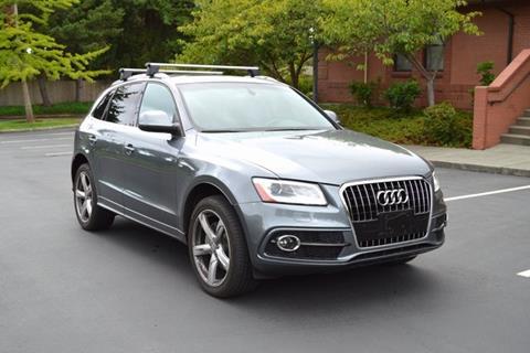 2013 Audi Q5 for sale in Seattle, WA