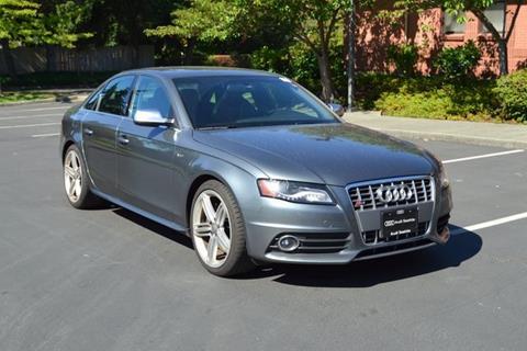 2012 Audi S4 for sale in Seattle, WA