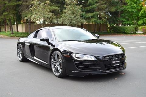 2012 Audi R8 for sale in Seattle, WA