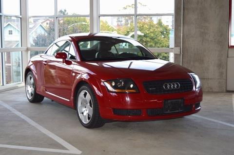 2002 Audi TT for sale in Seattle, WA