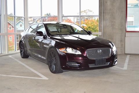 2011 Jaguar XJL for sale in Seattle, WA