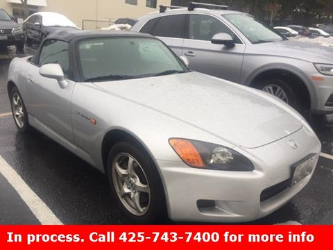 2002 Honda S2000 for sale in Seattle, WA