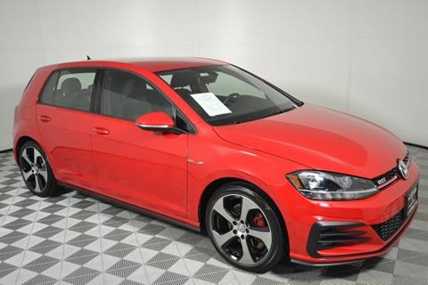 2018 Volkswagen Golf GTI for sale in Seattle, WA