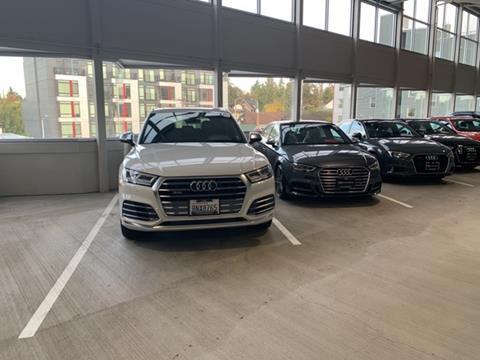 2019 Audi SQ5 for sale in Seattle, WA