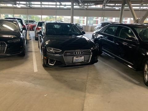 2019 Audi A4 for sale in Seattle, WA